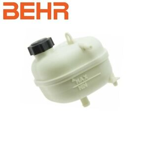 Mini Cooper S R52 R53 Behr Coolant Overflow Expansion Tank Reservoir With Cap