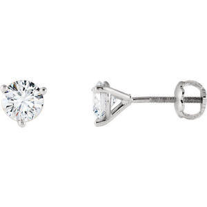 Riente Diamond Cocktail-Style Stud Earrings In Platinum (38 ct. tw.)