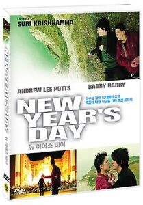 New Year's Day (2000) - Andrew Lee Potts Bobby Barry DVD *NEW