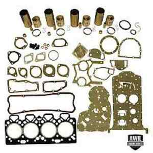 Engine Overhaul Rebuild Kit for Massey Ferguson MF Perkins 4.236 3638888M91