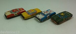 rare 60 s tn nomura japan lot 5x tin litho