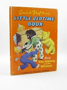 enid blyton s little bedtime book about the
