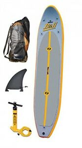 Stand Up Paddleboard Outdoor Water Sports Sporting Goods Gear Beach Ocean Lake