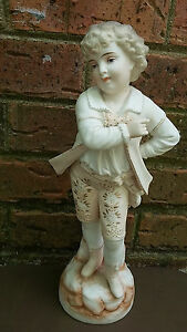 bisque figurine doll 15 type very fine 4865 signed