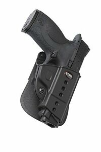 Fobus Holster LH Paddle SWMPLH S&W M&P 9mm .40 .45 compact & full size SD 9 &40