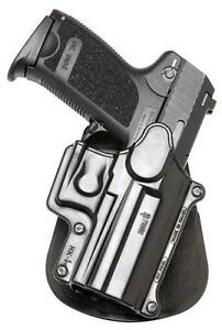 Fobus HK1 Paddle Holster Fits COMPACT & FULL SIZE HK