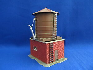 ho scale pola vintage water tower building
