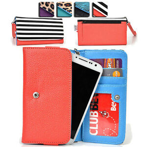 Universal Wrist Let Case Clutch Cover & Organizer for Smart Phones KroO XLMTS5