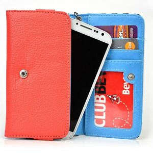Universal Wrist Let Case Clutch Cover & Organizer for Smart Phones KroO XLMTS7