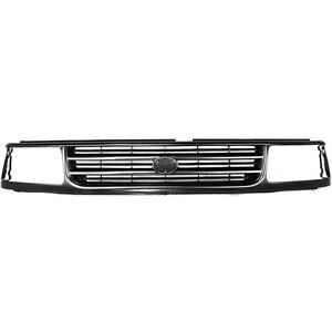 New Grill Assembly Silver Gray Front Right for Toyota T100 1993 1998