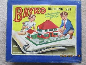 building sets early 1950 s sets 0 0x 1x 2x