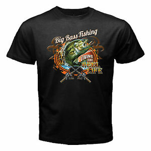 new big bass fishing Abu Garcia FALCON Graphite rods daiwa mens t shirt S to 3XL
