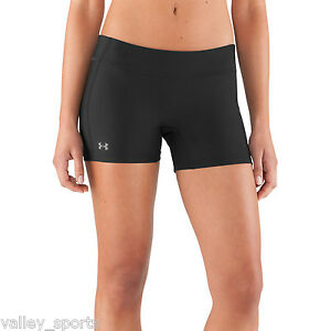 NEW! Black [M] Under Armour Shorts Women 2