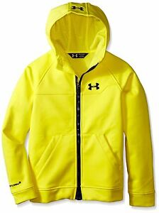Under Armour Boys Storm CG Infrared Softershell Hoodie Many Colors and Sizes