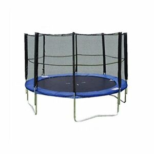 14ft Jumping Trampoline Sporting Goods Trampoline Fitness Outdoor Exercise Fun