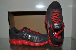 Under Armour Boys (GS) Micro G Assert 6 Shoes 1266318-019 See Sizes New In Box