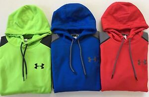 Men's Under Armour Cold Gear Storm Loose Fit Fleece Lined Hoodies