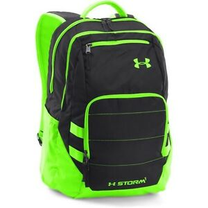 NEW Under Armour Men's Boy's Unisex Storm Camden Backpack Water Resistant Finish