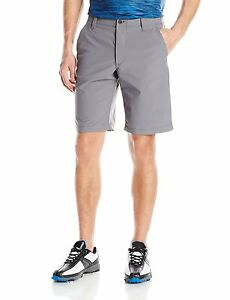 Under Armour Men's Match Play Shorts Graphite 1253487-040 Size 30