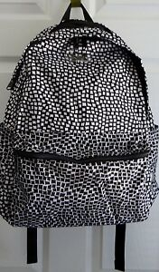 Under Armour Women's Favorite Backpack 1277400 Black 002 White NWT