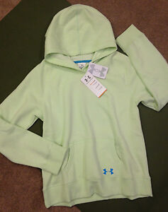 Under Armour Youth Girl—YXL:18-20—Hoodie Sweatshirt—Mint GREEN New!
