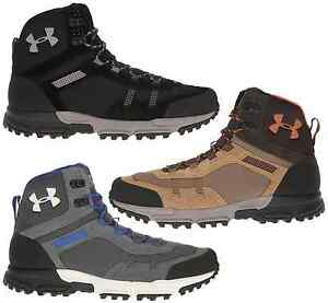 Under Armour Defiance Mid Men's Hiking Trail Shoes