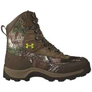 Under Armour UA Waterproof Hunting Men Boots NEW Size US 13 14