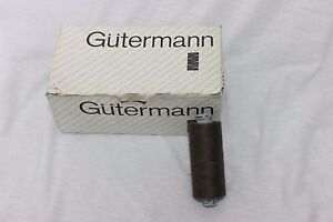 Gutermann sewing threads A192 100% Polyester 10x1000m Col.673 Cont 713953 $5.00