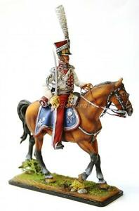 Tin Soldier top quality Colonel Polish Lancers 54 mm The Napoleon wars