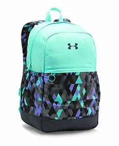 Under Armour Girls' Favorite Backpack Stealth GrayCrystal One Size