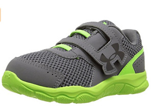 Kids Shoes Under Armour Kids Baby Boy's UA BINF Engage BL 3AC Infant Toddler 6 M