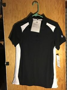 Ladies' Under Armour 1283975 Colorblock UA Team Polo Shirt - Loose Fit