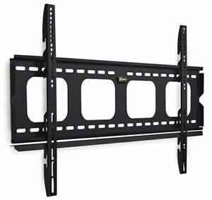 Mount-It! TV Wall Mount Bracket Premium Low Profile Fixed for 42 - 70