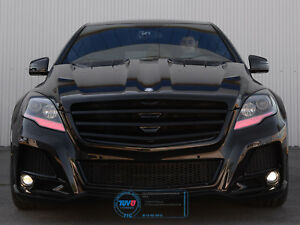 Hood  Bonnet for Mercedes R-Class  SCL Performance™