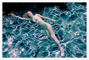 Art photo nudeerotic from limited edition womanwater