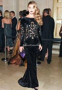NWT ZUHAIR MURAD Embellished Gown SIZE 40 4