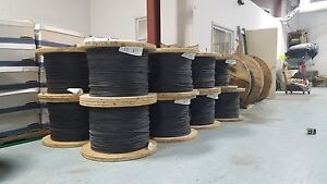 #10 RHW-2 Direct Burial PV Wire (Black)
