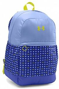Blue Ice Under Armour Girl Backpack Multiple Organizational Pocket Travel Bag