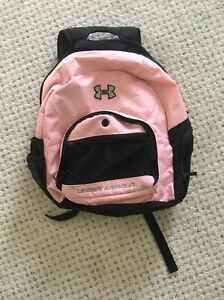 Under Armour Light Baby Pink Womens Backpack