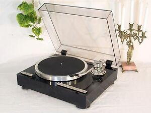 Kenwood KP-7010 Quartz PLL Direct-Drive Auto Lift Up Turntable (TESTED - OK)