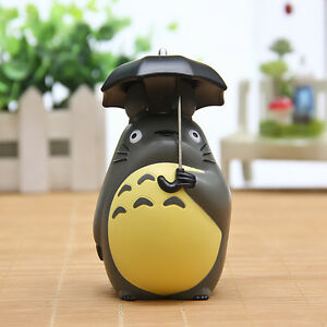 The BIG My Neighbor Totoro Resin decoration dolls Anime action figure Toys Gift