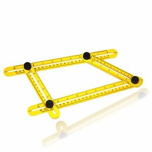 Angle izer Multi Angle Ruler Template Tool USA SHIPPING $5.99