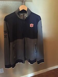 2015 Auburn Tigers Under Armour Football Jacket & Pants XL Large
