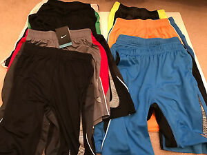 Nike Dry-Fit Children Athletic Sports style Shorts S M L