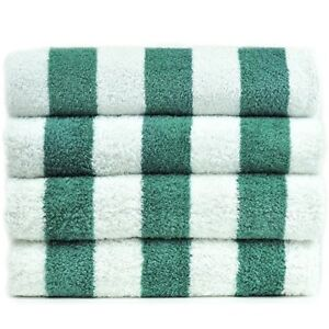 Luxury Hotel & Spa Towel Turkish Cotton Pool Beach Towels - Cabana