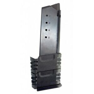 ProMag SPR10 Mag for Springfield XDS 45 ACP 8 rd Blued Finish