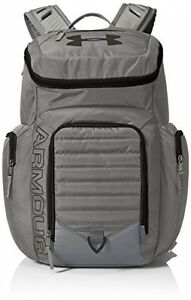 Graphite Under Armour Storm Undeniable II Backpack College Bag Hold 15
