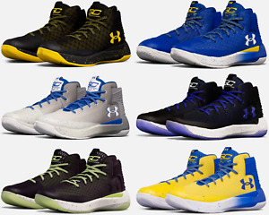 Under Armour Curry 3Zero Sneakers Men's Basketball Shoes