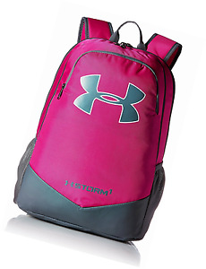 Boys Under Armour Storm Scrimmage Backpack Tropic Pink 654 One Size