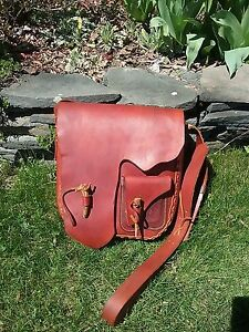 mountain man bag possibles bag leather mountain man hunting bag